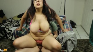 Amateur Daisy Dabs fucked in see through panties